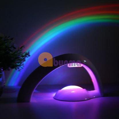 Picture of Đèn ngủ cầu vồng 3D