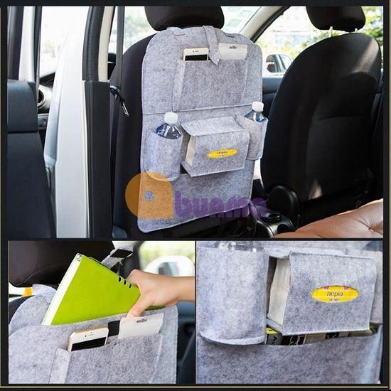 Picture of Túi đựng đồ treo lưng ghế ô tô (Cơ bản)