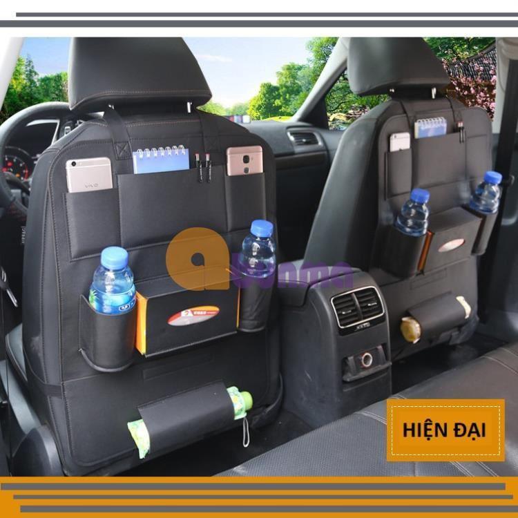 Túi đựng đồ treo lưng ghế ô tô (Nâng cao)