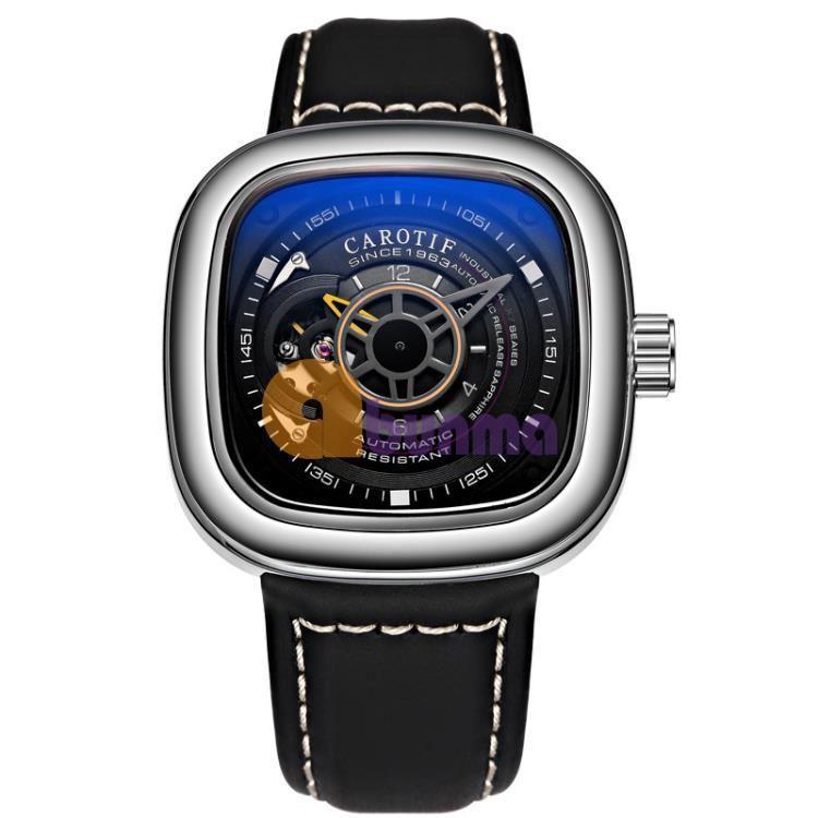 Đồng hồ Nữ Carotif (Đồng hồ khảm đá) F-1008L