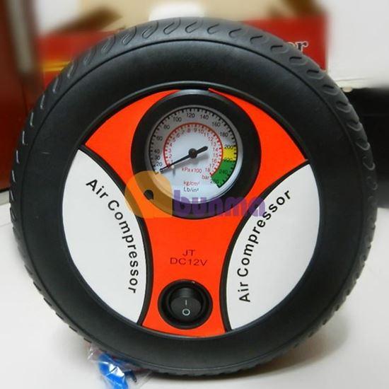 Picture of Máy bơm lốp xe hơi, ô tô mini 12V (Air Compressor) 260PSI