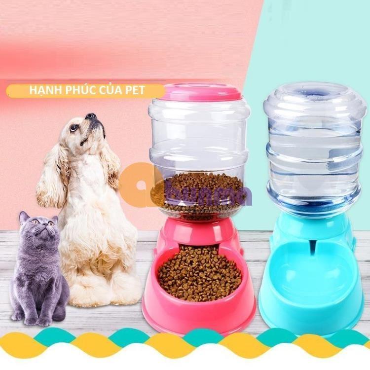 Khay ăn uống cho Pet (Chó, mèo) (Bán tự động )