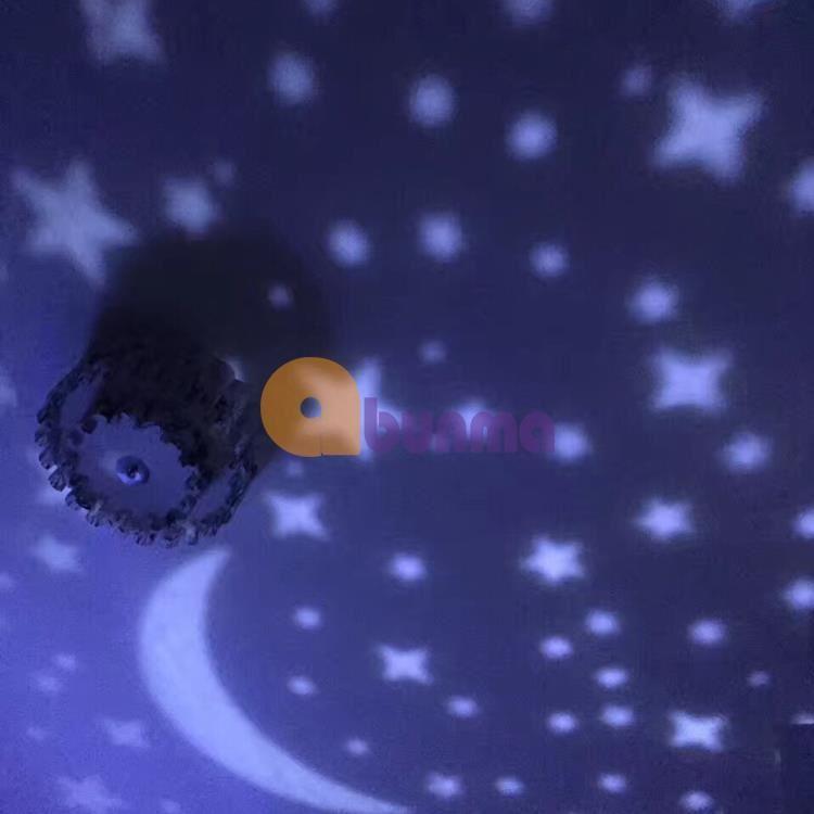 Đèn ngủ chiếu sao, trăng, tình yêu, pet Star Master 4.5V