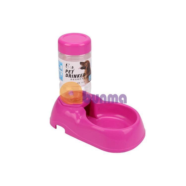 Khay uống  bán tự động mini cho Pet (Chó, mèo)