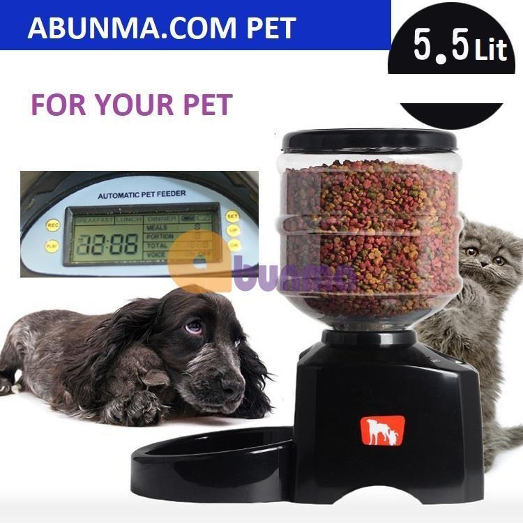 Máy tự động hẹn giờ cho Pet ăn (Chó, mèo)