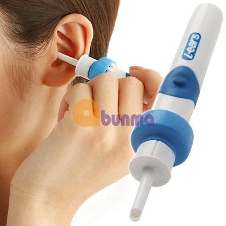 Máy lấy ráy tai, vệ sinh làm sạch tai