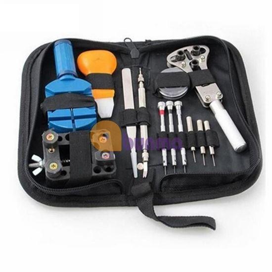 Bộ dụng cụ sửa chữa, tháo lắp đồng hồ đeo tay