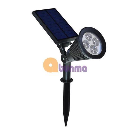Picture of Đèn chiếu tiểu cảnh năng lượng mặt trời, đèn trang trí sân vườn