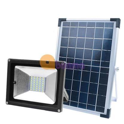 Picture of Đèn led năng lượng mặt trời chất lượng cao dùng ngoài trời, Pin li-ion