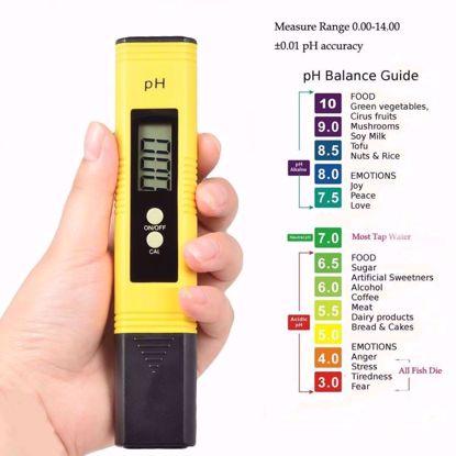 Picture of Bút đo độ PH PH-2, Máy đo PH, Dụng cụ đo độ kiềm, Thiết bị đo nồng độ Axit